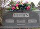 Willie Beatrice <I>Dunlap</I> Hicks