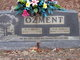 Eva May <I>Jones</I> Ozment