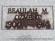 Beulah May Ozment