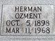 Herman McKinley Ozment