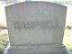 Martha E <I>Valentine</I> Campbell