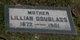 Lillian <I>Applegate</I> Douglass