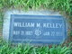 William M Kelley