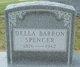 Profile photo:  Della <I>Barron</I> Spencer