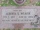Profile photo:  Alberta S Weaver