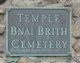 B'Nai Brith Cemetery