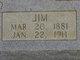 """James H """"Jim"""" Yon"""