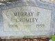 Murray Franklin Gromley