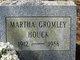 Martha Lealda <I>Fleeger</I> Gromley-Houch