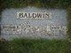Profile photo:  Doris Elizabeth <I>McElmon</I> Baldwin