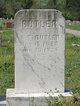 Profile photo:  A T Butler