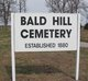 Bald Hill Cemetery