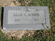 Lillie G Morris