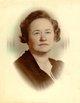 Agnes Wilma <I>Carver</I> Carter