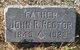 Profile photo:  John R. Rector