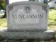 Arthur M Vuncannon