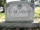 Mrs Ora Mae <I>Gibson</I> Vuncannon