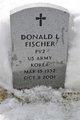 "Donald Lynam ""Mickey"" Fischer"