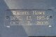 Rachel Howe