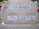 Maxine Doris <I>Duncan</I> VanBebber