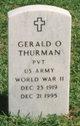 Gerald Oris Thurman