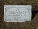 """Mary Josephine """"Molly"""" <I>O'Brien</I> Schindler"""