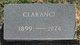 Clarance <I>Dodd</I> Jamison