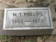 William Truman Phillips