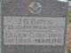 J. B. Bates