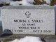 Morse L. Sykes