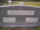 Profile photo:  Mary B. <I>Brown</I> Abernathy
