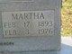 Martha Elizabeth <I>McKinley</I> Boone