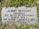 Profile photo:  Albert Bethany