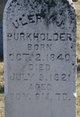 Ullery J. Burkholder
