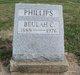 Beulah C. <I>Northup</I> Phillips