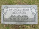 Profile photo:  Drunell Burt Addison