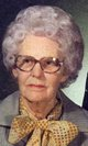 Ruth Irene <I>Brown</I> Stout