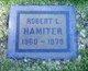 """Robert Lynn """"Bobby"""" Hamiter, Jr"""