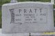 Mary Mae <I>White</I> Pratt