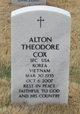 Profile photo:  Alton Theodore Cox