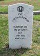 """Profile photo:  Joseph Robert """"Joe"""" Bowles"""