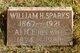 "William Harvey ""Will"" Sparks"