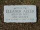 Eleanor <I>Simon</I> Adler