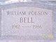 William Polson Bell