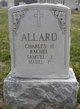 Profile photo:  Mabel T. <I>Vera</I> Allard