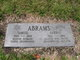 Harriet Abrams