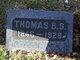 Thomas B.S. Denby