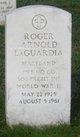 Profile photo:  Roger Arnold LaGuardia