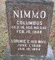 Columbus Nimmo