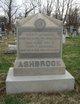 Profile photo:  Anna <I>Pence</I> Ashbrook